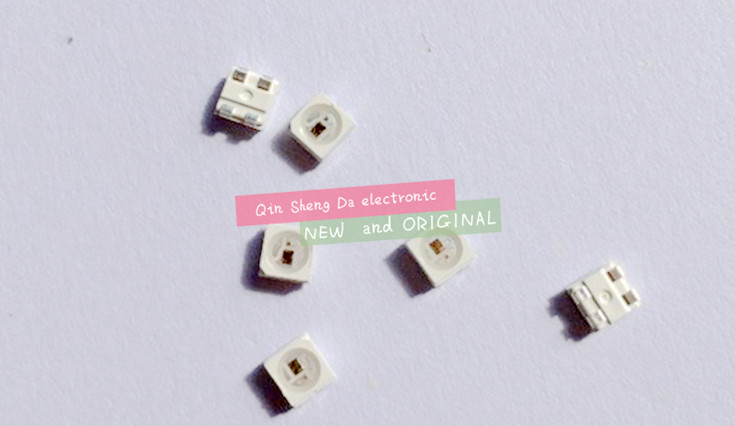 1000pcs/reel Ws2812b;4pin;5050 Smd Rgb Led With Built-in Ws2811s Ic Inside New To Enjoy High Reputation In The International Market Electronic Components & Supplies Active Components