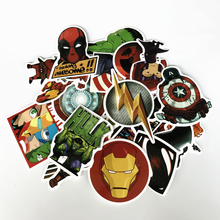 Marvel Stickers 50pcs