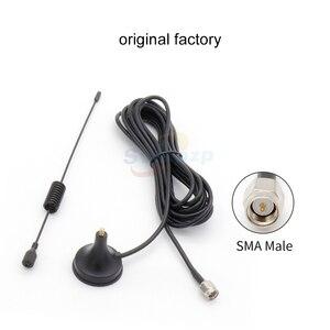 Image 2 - GSM 無線 LAN アンテナ延長ケーブル 3 グラム信号ブースター SMA 5dBi 外部磁気吸盤アンテナ LTE ルータアンプケーブル