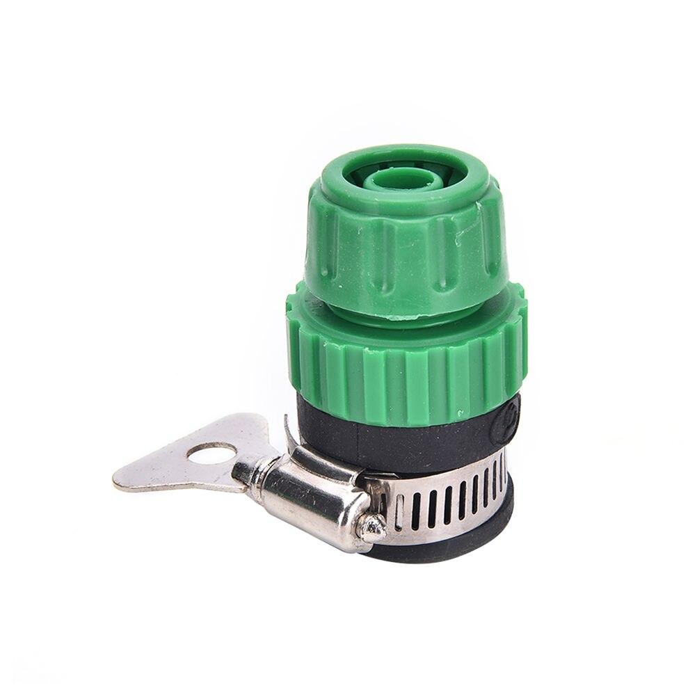 Universal tap garden hose pipe connector mixer kitchen car
