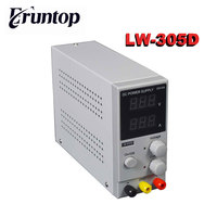 LW K3010D 30V 10A Mini Switching Regulated Adjustable DC Power Supply SMPS Single Channel 30V 5A