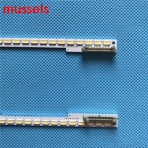 """Image 2 - Led hintergrundbeleuchtung streifen Für Samsung 55 """"TV 100 Lampe 680mm UA55D6400 UA55D6600WJ UA55D6000SJ BN64 01664A LTJ550HW05 2011SVS55 6,5 K neue"""