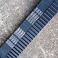 Ремень ГРМ HTD5M 5 шт. упак.  385-5M-15 зубья 77 Длина 385 мм ширина 15 мм резиновая петля 38 HTD 5 м S5M  шкив высокого качества
