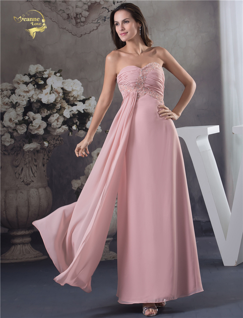 Formal Vestidos de noche elegante 2018 Jeanne amor borla Mujer ...