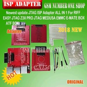 Image 2 - 100% Originele Nieuwe Medusa Pro Doos Medusa Box + Isp Alle In Adapter + Jtag Clip Mmc Voor Lg Voor samsung Voor Huawei Met Optimus Kabel