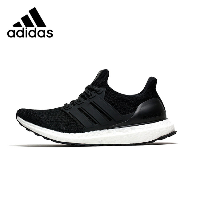 Original New Arrival Authentic ADIDAS Ultra BOOST Mens Running Shoes Mesh Breathable Lightweight Stability Sneakers Sport Shoes in Running Shoes from