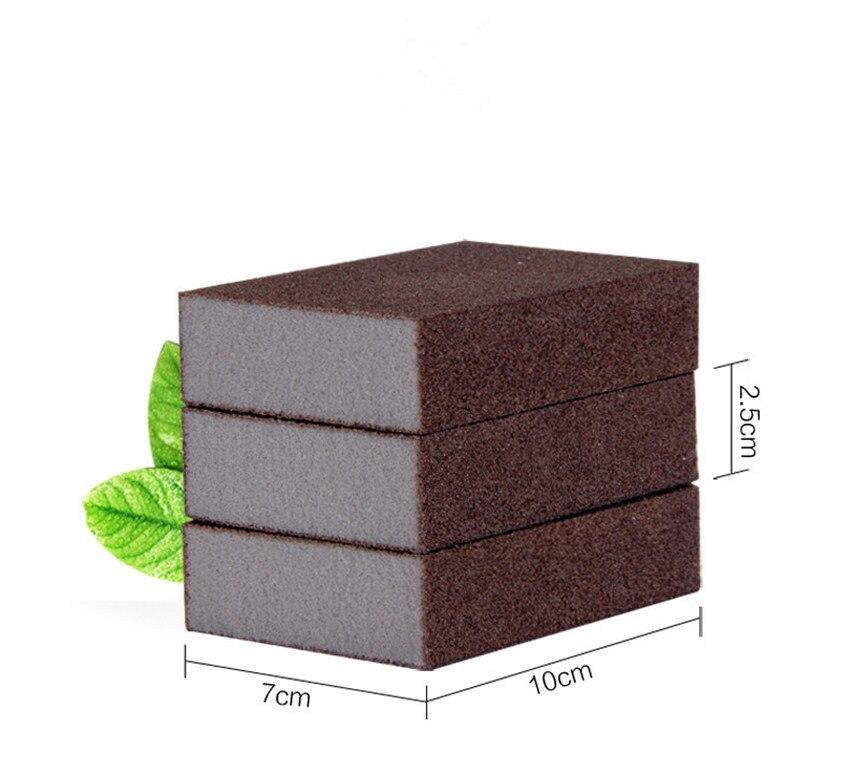 ColeccióN Aquí Esponja Mágica De 30 Piezas 10*7*2,5 Cm Para Limpiar El Cepillo De La Cocina Esponja