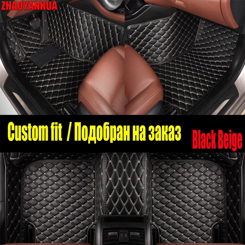 ZHAOYANHUA Car floor mats for Buick Enclave Encore Envision LaCrosse Regal Excelle GT XT 5D car-styling carpet floor linerZHAOYANHUA Car floor mats for Buick Enclave Encore Envision LaCrosse Regal Excelle GT XT 5D car-styling carpet floor liner