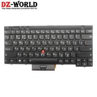 New Original For Thinkpad X230 X230i X230T X230 Tablet Backlit Keyboard RU Russian Backlight Teclado 04X1263