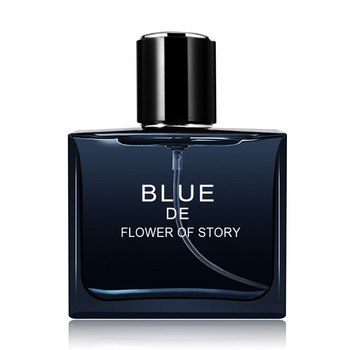 Maycreat Blue DE Men Deodorant Fragrance Refreshing Flower of Story Long lasting Men's Fragrances Antiperspirant 50ML 1