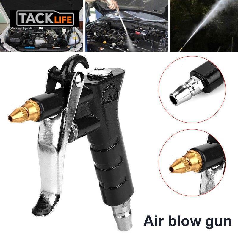 High Efficient Dust Removal Tool Pneumatic Airbrush Spray Gun Air Blow Gun Pneumatic Blowing Dust Gun 13x9.5cm