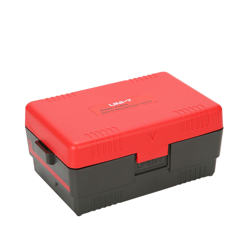 UNI-T UT502A 2500V digitális szigetelési ellenállásmérő teszter - Mérőműszerek - Fénykép 3