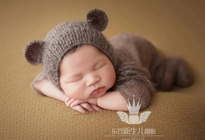 Rabbit bonnet and hooded romper set Newborn bunny hat outfit Easter baby outfit newborn  photo props
