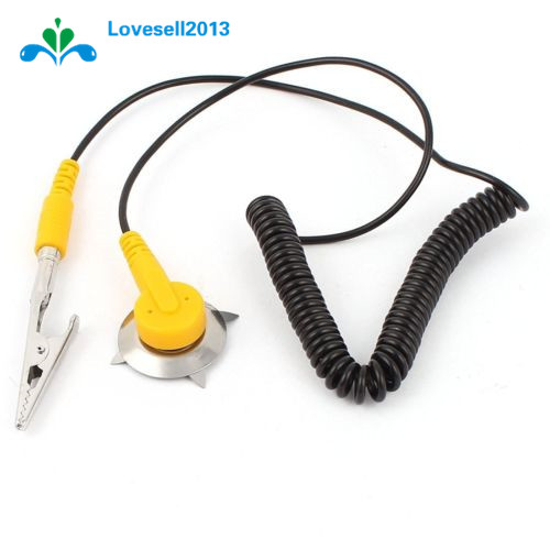 New Anti Static Mat Anti-Static Coil Cable Anti Static ESD Mats Grounding Point Cord