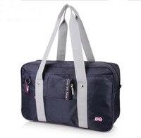Bow Embroidery Harajuku JK Uniform Bag Japan Style College Teenage Girls Handbags Zipper Blue Handbags High Capacity