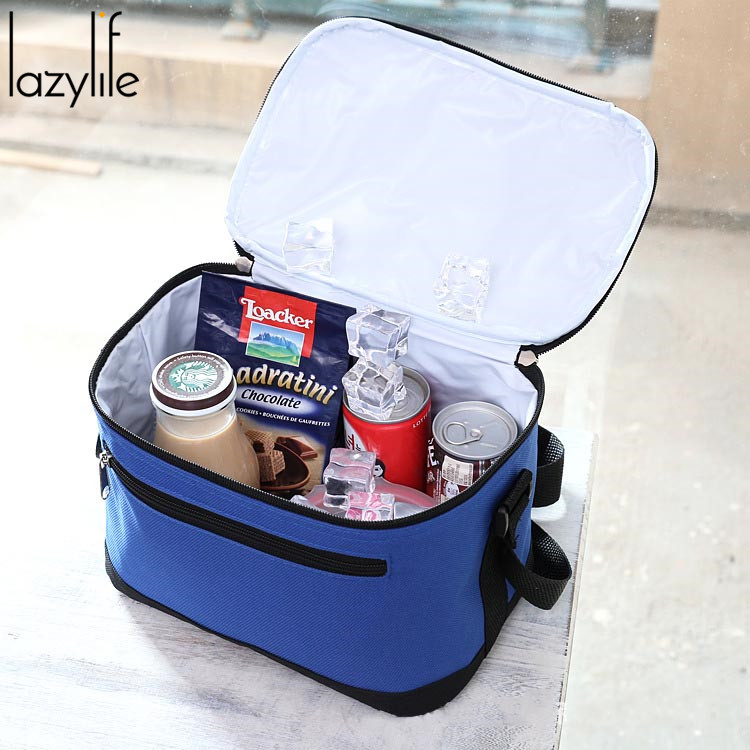 lazylife thermal leakproof ice pack insulation cooler bag breast milk storage bag insulated lunch