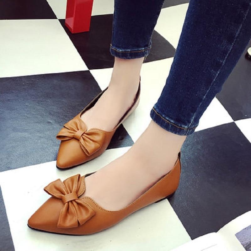 Chaussures 2 Femelle Nouvelles Simples 1 Coréenne Ressort Travail Plates 2018 Noir rOwrx6qB1
