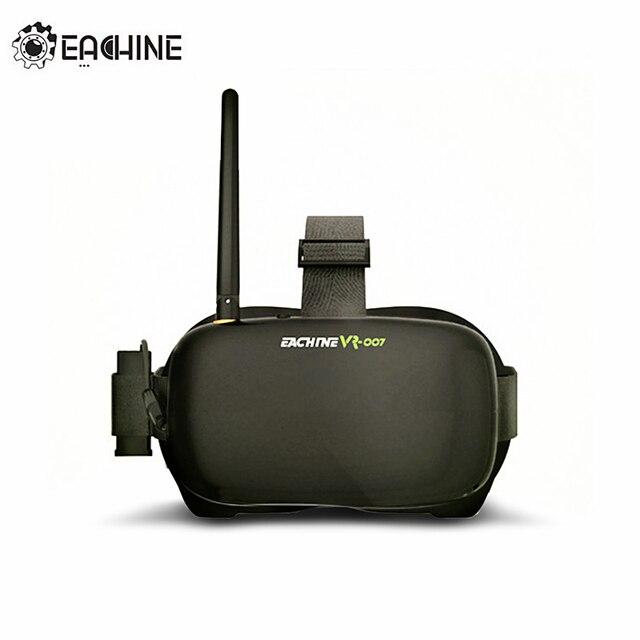 Eachine VR007 VR 007 5.8G 40CH HD FPV Vidrios Video de 4.3 Pulgadas Con 7.4 V 800 mAh de La Batería