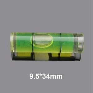 Image 5 - (100 adet/grup) QASE Çapı 9mm Plastik Mini su terazisi su seviyesi göstergesi seviye ölçüm aleti