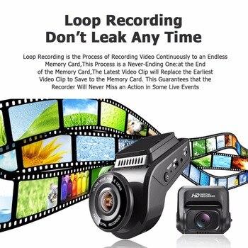 T691C 4K 2160P/1080P FHD Car DVR Camera Recorder 170