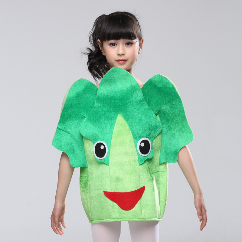 25f1845b2d612 US $203.0 |10pcs/lot Free Shipping Vegetable Plant Fruit Costumes Kids  Carnival Halloween Children Boys Girls Fancy Dress Cosplay Clothes on ...