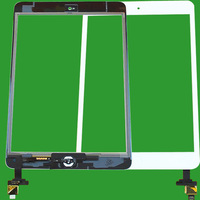 NEW Touch Screen Digitizer For IPad Mini 2 A1489 A1490 A1491 TP IC With Home Button
