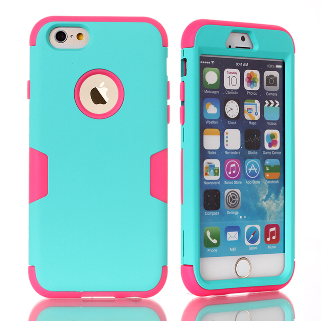 """Phone Cases Cover For iPhone 6 4.7""""/6 Plus 5.5 inch/iPod"""