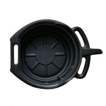 7.5L Plastic Oil Drain Pan Wast Engine Oil Collector Tank Gearbox Oil Trip Tray For Repair Car Fuel Fluid Change Garage Tool стоимость