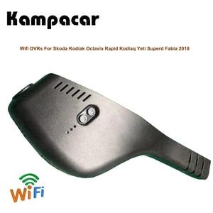 Kampacar Car Wifi DVR Video Re