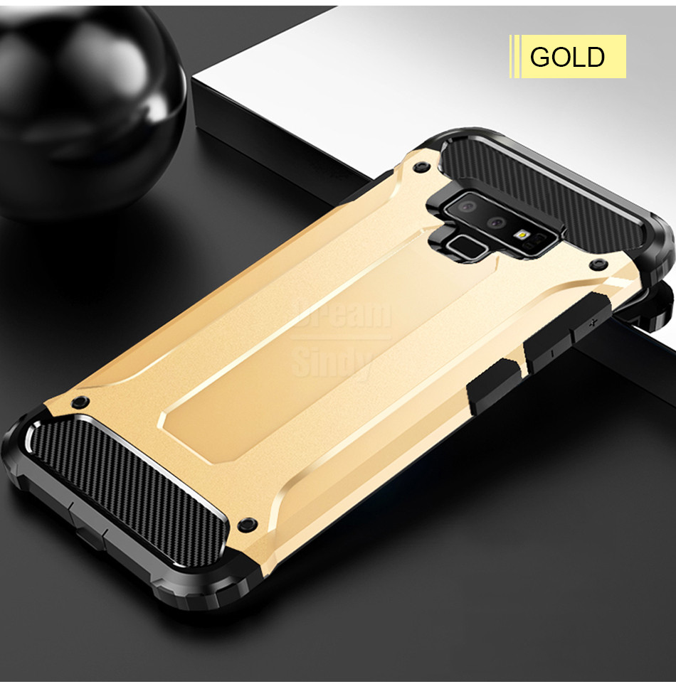 Luxury Armor Shockproof Bumper Case14