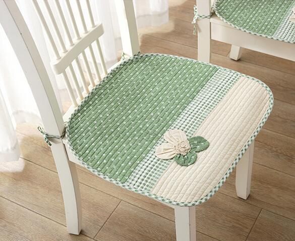 Stks set landelijke stijl zitkussen home decoratieve doek