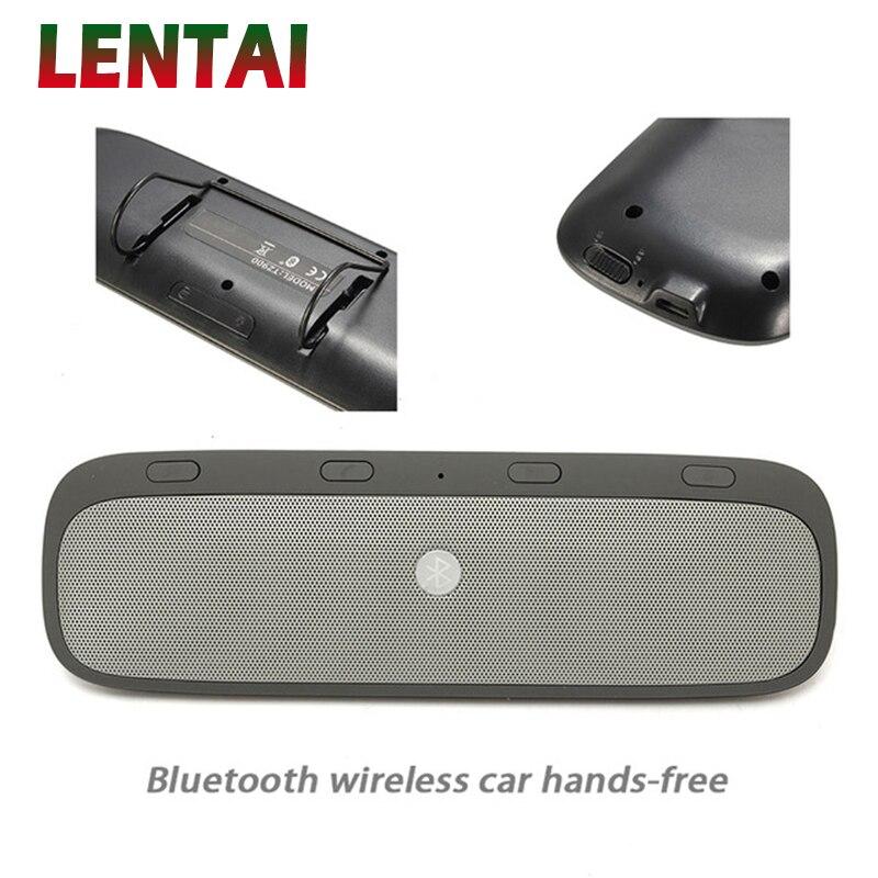 LENTAI 1 Kit de voiture Bluetooth haut-parleur sans fil haut-parleur téléphone pour Kia Rio Ceed Cerato Sorento Mazda CX-7 6 Mini Cooper R56