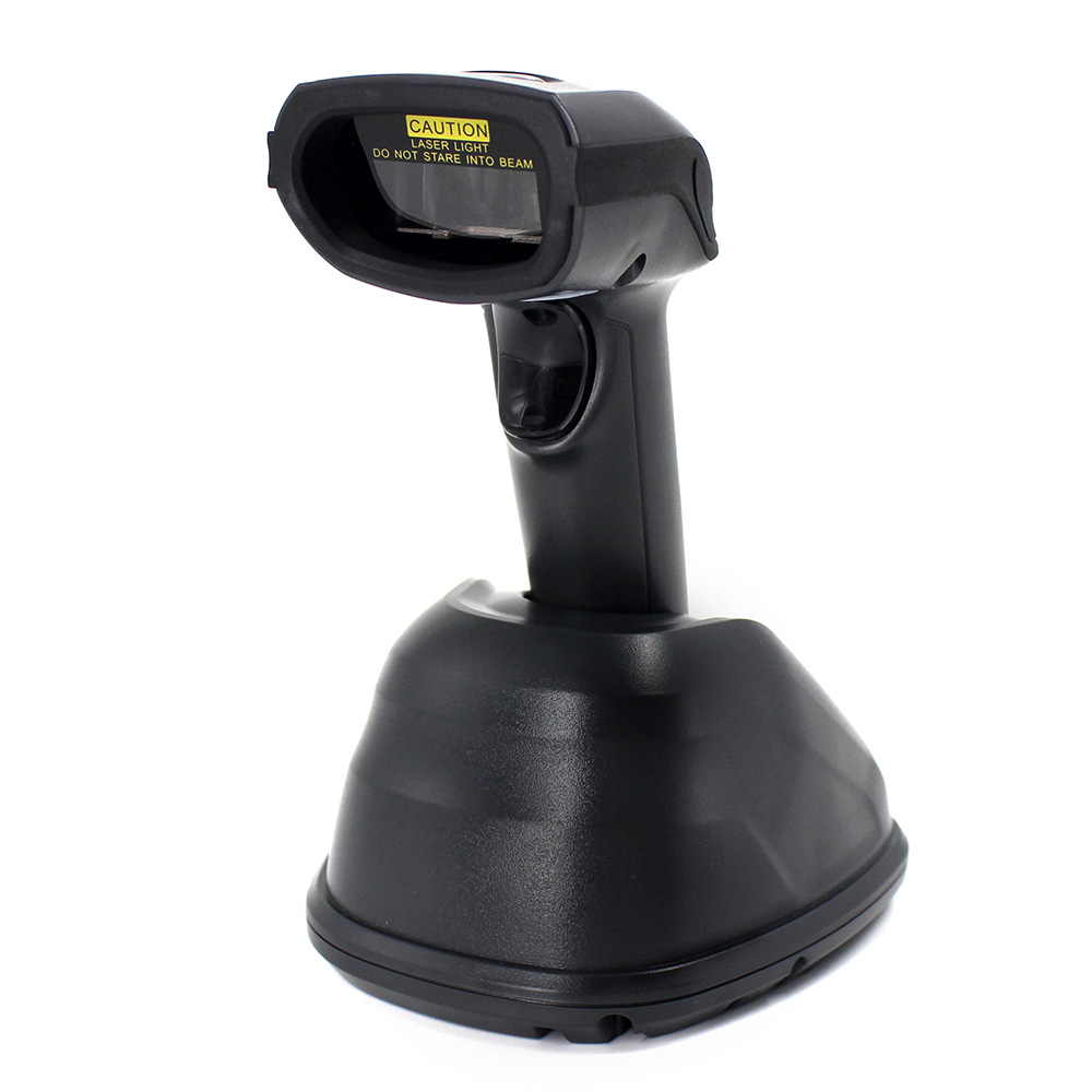 1D Wireless Barcode Scanner,Symcode 433MHZ Laser Barcode Reader Charge Station Wireless Transmitting Distance 300 - 400 Meters1D Wireless Barcode Scanner,Symcode 433MHZ Laser Barcode Reader Charge Station Wireless Transmitting Distance 300 - 400 Meters