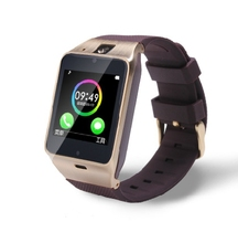 2016 New Smartwatch Bluetooth Smart Uhr Für Apple iPhone & Samsung Android Telefon Relogio Inteligente Smartphone Uhr GVah