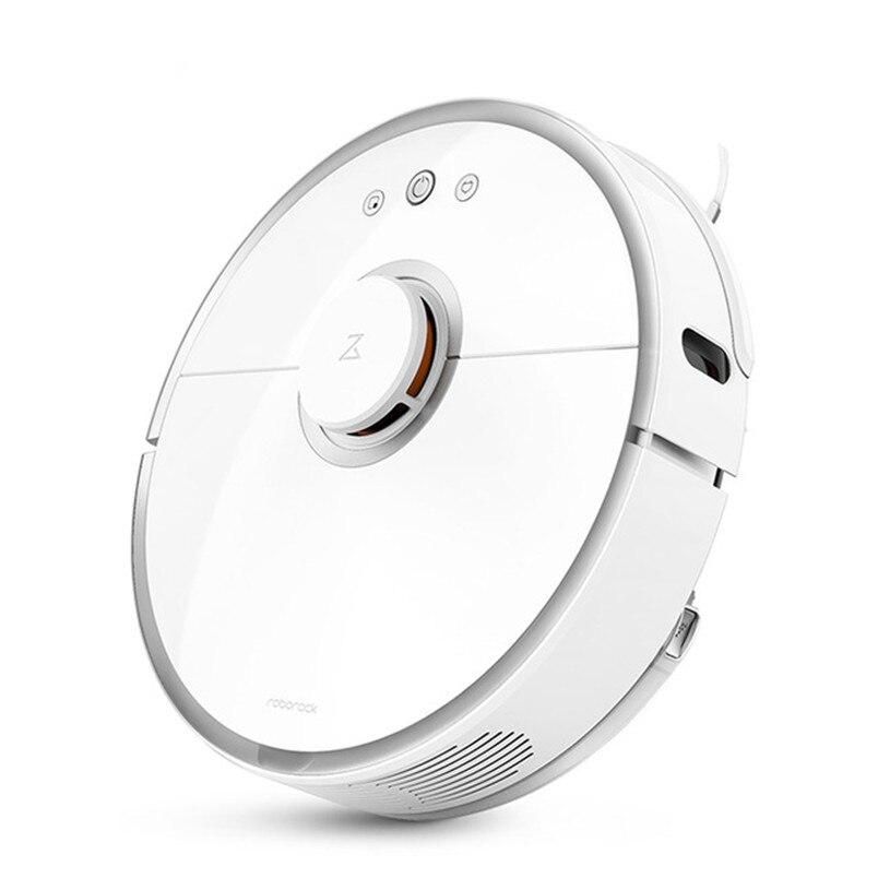 Erfinderisch Roborock S50 2nd Reinigung Roboter-staubsauger Wischen Kehr Laser Guidance Leistungsstarke Saug Lds Wifi Link Cn Stecker Offensichtlicher Effekt Haushaltsgeräte Staubsauger