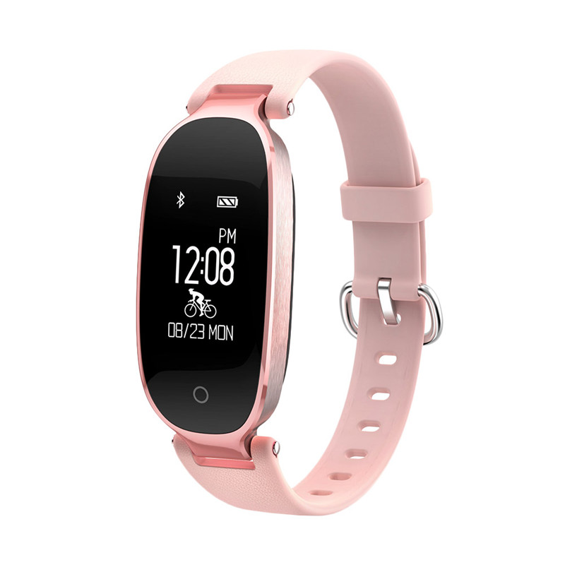Bluetooth Waterproof Smart Watch Fashion Women Ladies Heart Rate Monitor Fitness Tracker Smartwatch for Android IOSBluetooth Waterproof Smart Watch Fashion Women Ladies Heart Rate Monitor Fitness Tracker Smartwatch for Android IOS