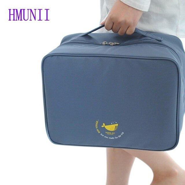 5aefb8658415 New Style Fashion Large Capacity Travel Bag Women Nylon Folding Bag Men Luggage  Travel Handbags Portable Multifunction