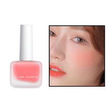 New Makeup Blush Liquid Womens Fashion Pink Decoration Blusher Stick Matte Nude