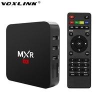 Voxlink RK3229 MXR Android TV Box 4 K * 2 K 1.5G Quad Core 1G/8G WIFI LAN KODI XBMC Media Player H.264/H.265 Miracast/DLNA Smart boîte