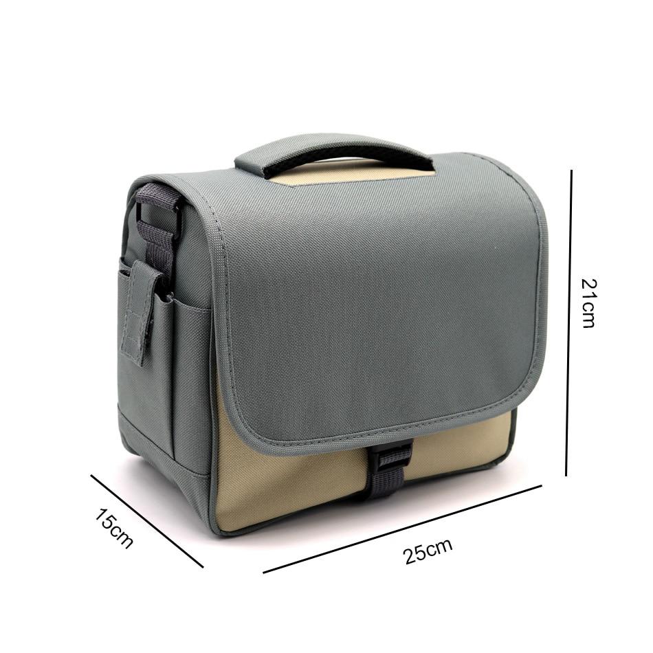 Camera Bag Case Messenger Sling Shoulder Bag for Fujifilm X-T20 X-T10 X-T2 X-T1 X-E3 X-E2s XT20 XT10 XE3 XT1 XT2 GFX S50 Canon
