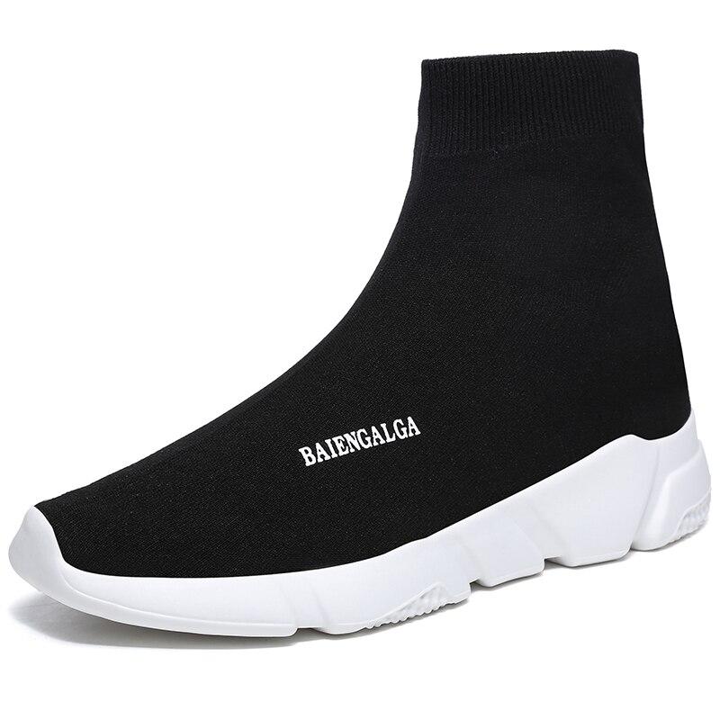 2017 new running shoes sneakers for men masculino esportivo lightweight flying sport cheap sneaker free run stability high help