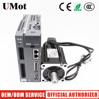 23 bit Absolute Encoder 750W Servo Motor with brake+EtherCAT Servo Driver Suitable Struture For Use In CNC And Laser Machine