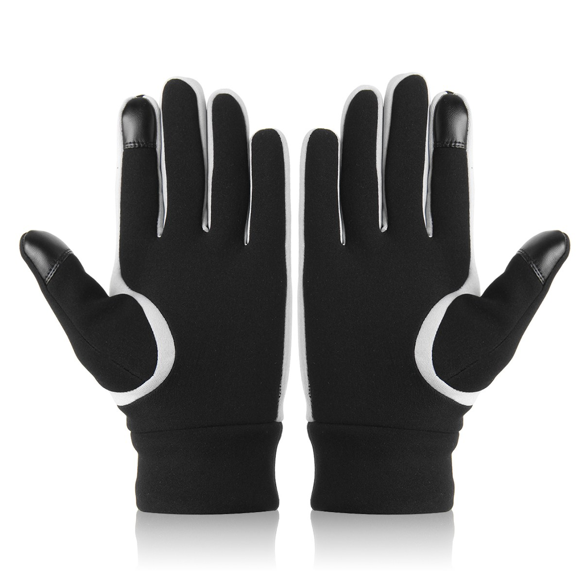 Outerdoor Men Women Winter Warm Windproof Gloves Waterproof Cycling Gloves Riding Camping Hiking Skiing