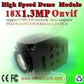 Ptz ip модуль камеры 18X Оптический зум hd 960 P камеры безопасности cctv мини модуль камеры cam модуль для ip высокая скорость купола kamera