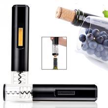 BEST Electric Automatic Wine Bottle Opener Electric Corkscrew Electric Wine Opener Tool Foil Cutter