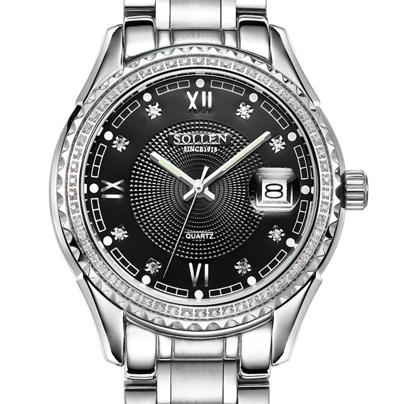 Luxury Brand SOLLEN Mens watches Automatic mechanical watch tourbillon clock Casual business wristwatch relojes hombre цена и фото