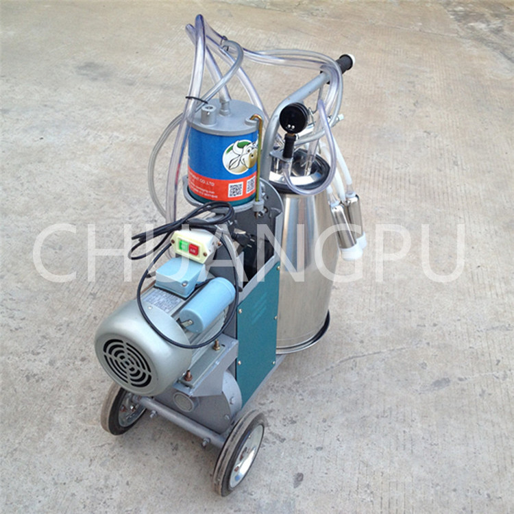 Manufacture Wholesale Price Electric Cow Milking Machine