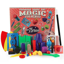 Professional Junior Simple Magic Props Set Card Funny Beginner Gift Play With DVD Teaching Children Tricks Toy