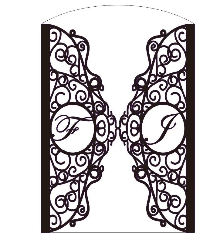 Customize wedding invitation card, all kinds of card, wedding box ,welcom your design 1 design laser cut white elegant pattern west cowboy style vintage wedding invitations card kit blank paper printing invitation