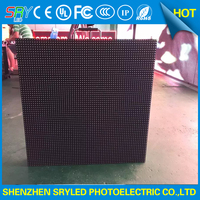 1 4S SMD3535 Waterproof Full Color 1R1G1B P10 Outdoor Rental LED Screen With Epistar Led Chip